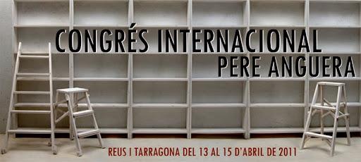Congrés Internacional Pere Anguera