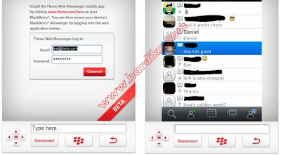 Free Download BlackBerry Messenger (BBM) untuk PC/Laptop