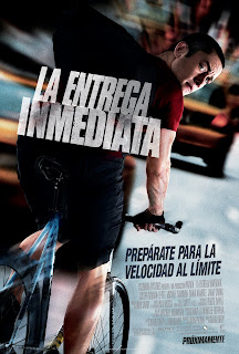 La Entrega Inmediata / Sin Frenos Poster