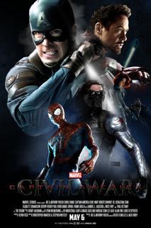 Capitan America: Guerra Civil en Español Latino