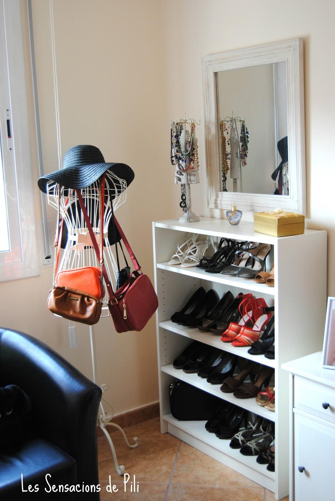 Les sensacions de pili organizador de zapatos - Organizador de zapatos ...