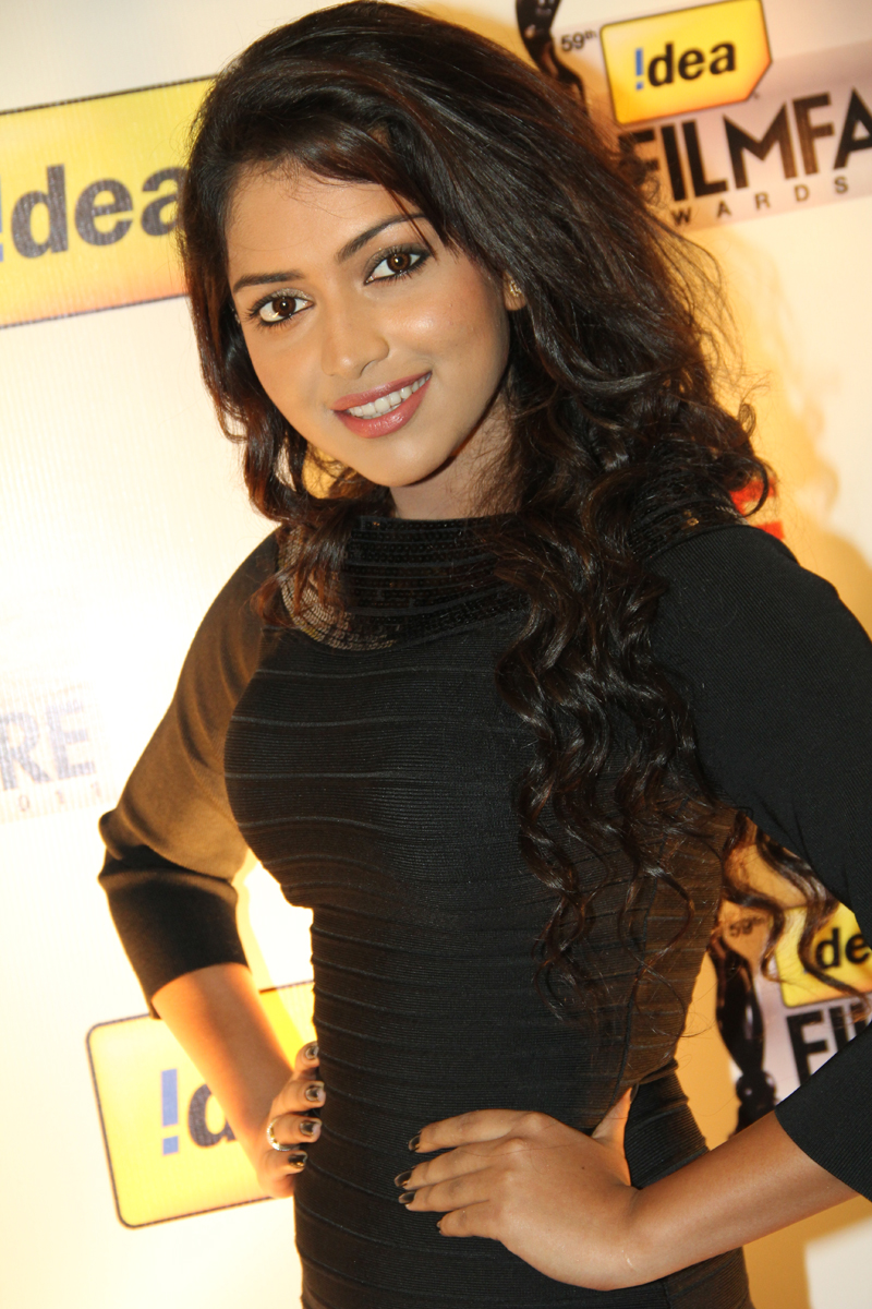 Amala Paul Photos at 59th Idea Filmfare Awards