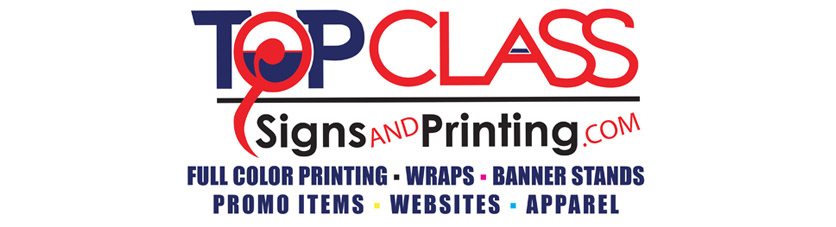 Top Class Signs and Printing's Blog