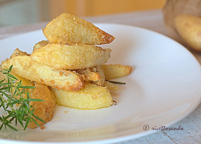 ricetta delle Patate  sabbiose