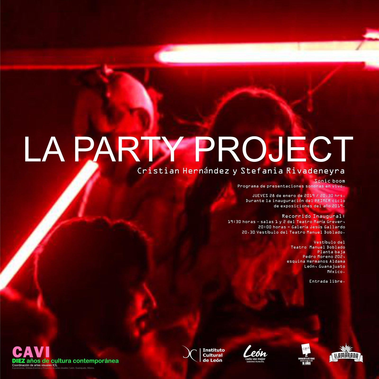 La party Project