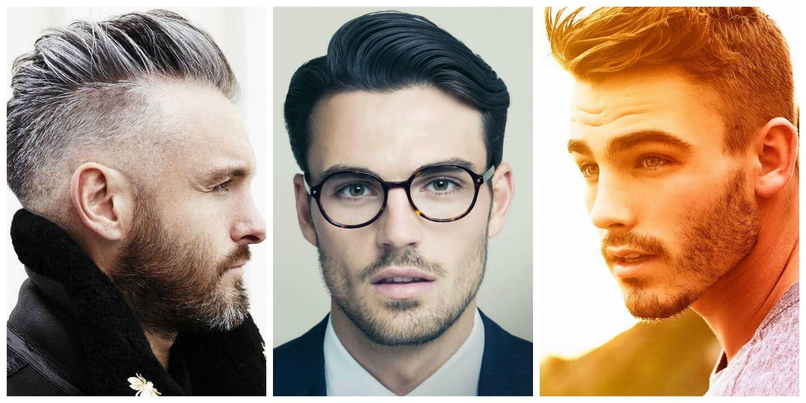 Peinado de hombre el 7