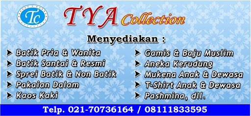 tya collection