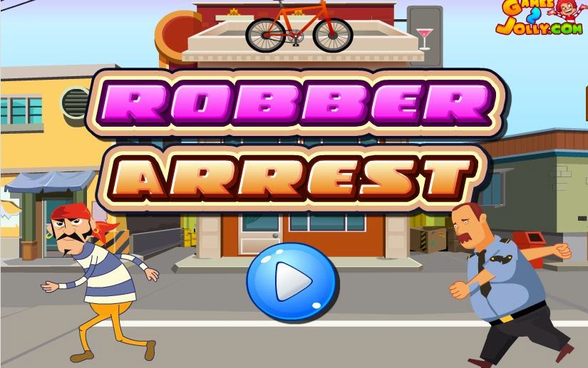Robber Arrest Walkthrough