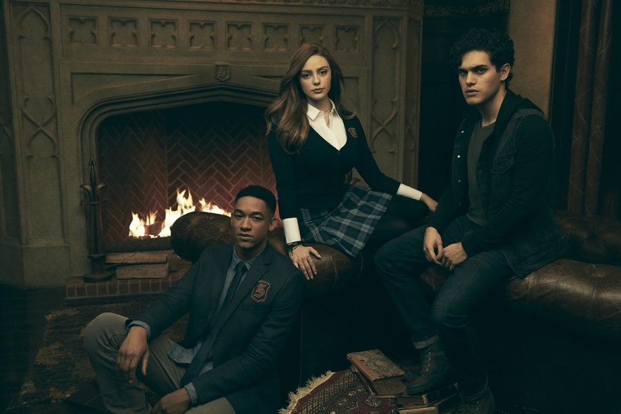 Legacies - Legendada 2018 Série 1080p 720p HD completo Torrent