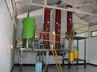 Double Effect Vacuum Evaporator