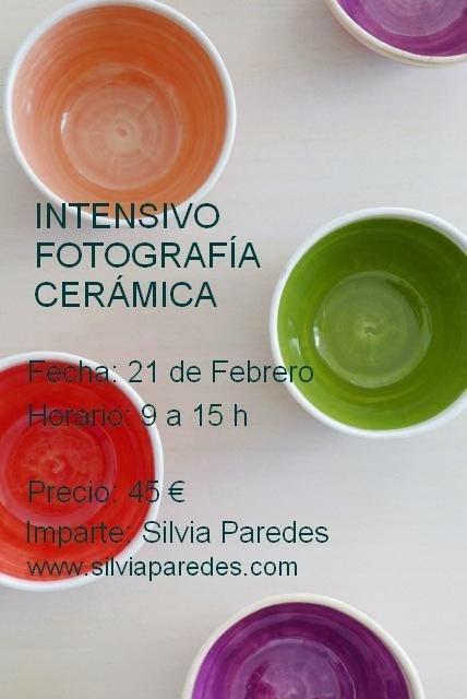 Blog marphil curso intensivo de fotograf a cer mica for Curso de ceramica madrid