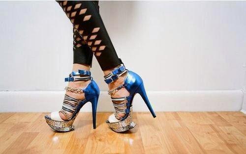 Zapatos de tacón Colección 2015