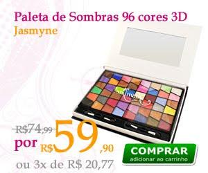 Jasmyne 96 Cores 3D