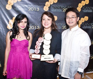 ABS-CBN Sweeps TV and Radio Awards at UPLB Gandingan 2013