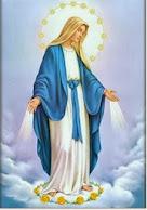 Mensajes de la Virgen recibidas por Darly Chagas
