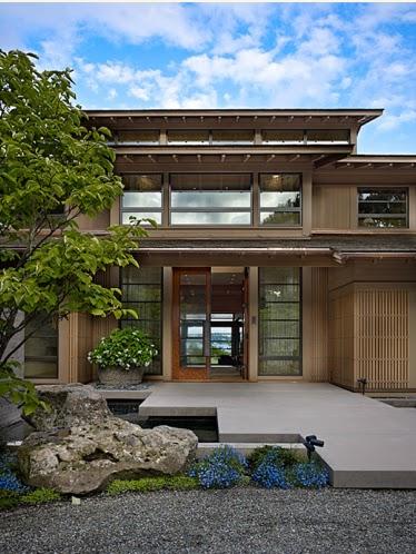 Casa tr s chic influ ncia japonesa for Casas modernas estilo zen
