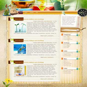 Eternal Truth blogger template. free blogspot template download.