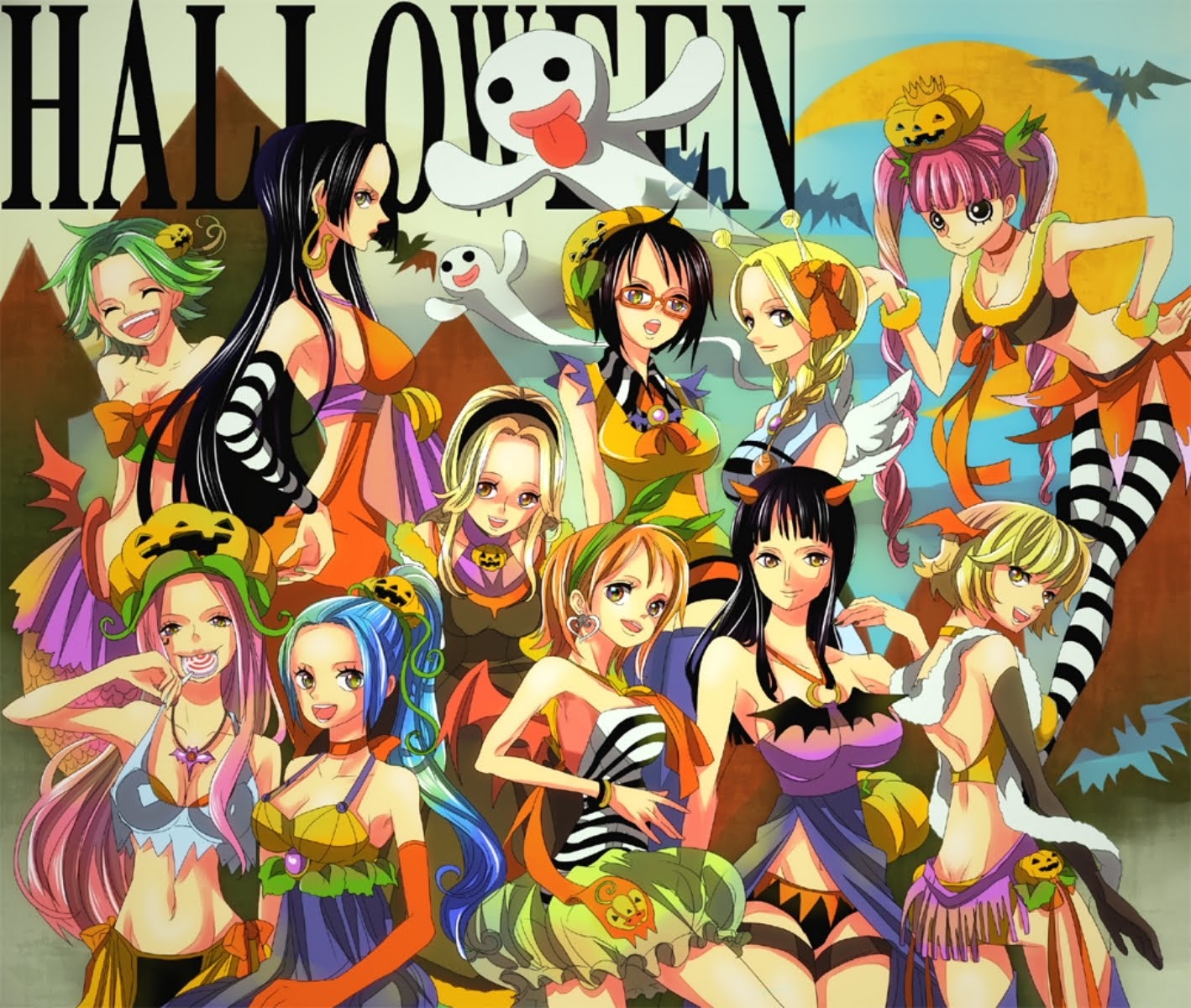 One Piece HD & Widescreen Wallpaper 0.212091461199976