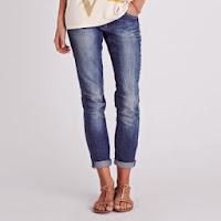 Pantaloni trei sferturi slim ESPRIT pentru femei