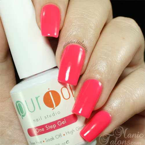 Purjoi One Step Gel Yeah! Swatch