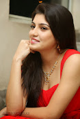 Priyadarshini Glam Pics in Red at Dillunnodu audio-thumbnail-4