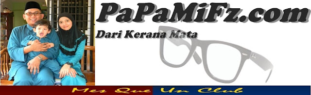 Contest Kaca Mata PapaMifz.com