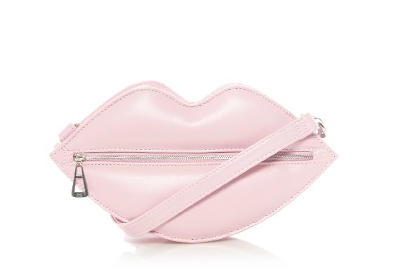 Henry Holland, Debenhams, SS14, pink lips bag, Lulu guiness