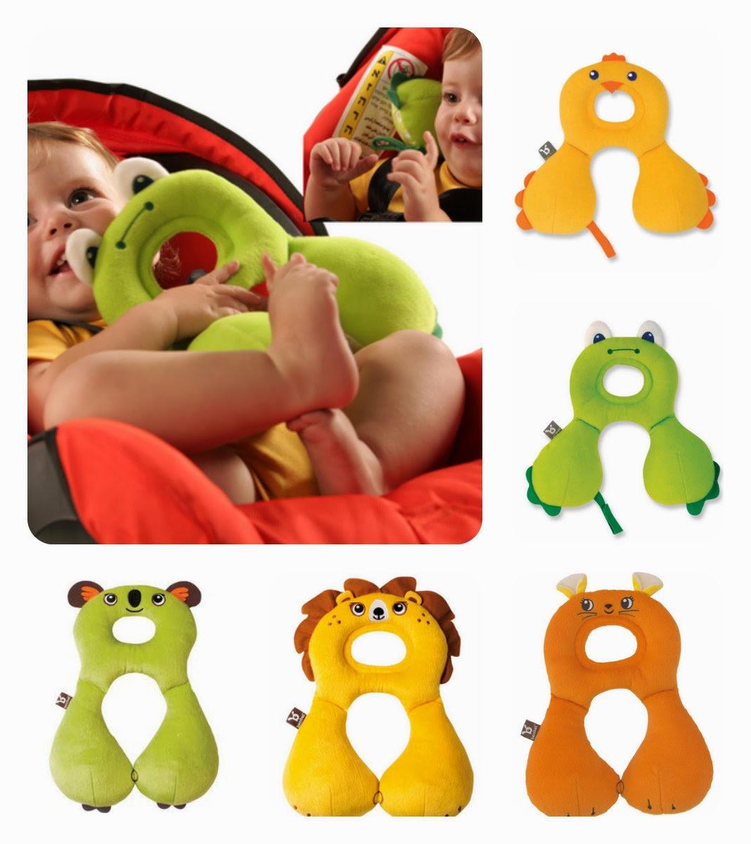 cojin cervical accesorios para bebes y nios