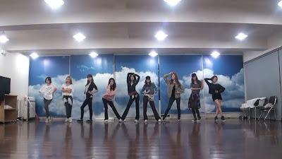 snsd kpop magic dance