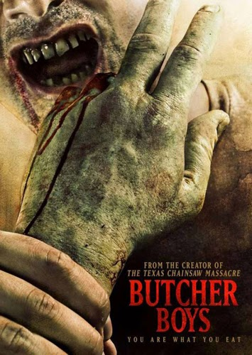 Film Butcher Boys 2013 di Bioskop