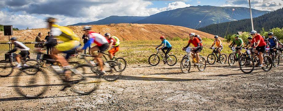 Invitaţie la Maratonul Via Maria Theresia, în Munţii Călimani, pe 8 august 2015. Semimaraton, Maraton, Ultramaraton, Mountain Biking, Drumetie. Start Biciclete