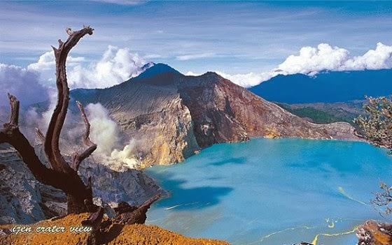 Ijen Crater, Mt Bromo, Malang & Surabaya 05 Days / 04 Night Tour Package