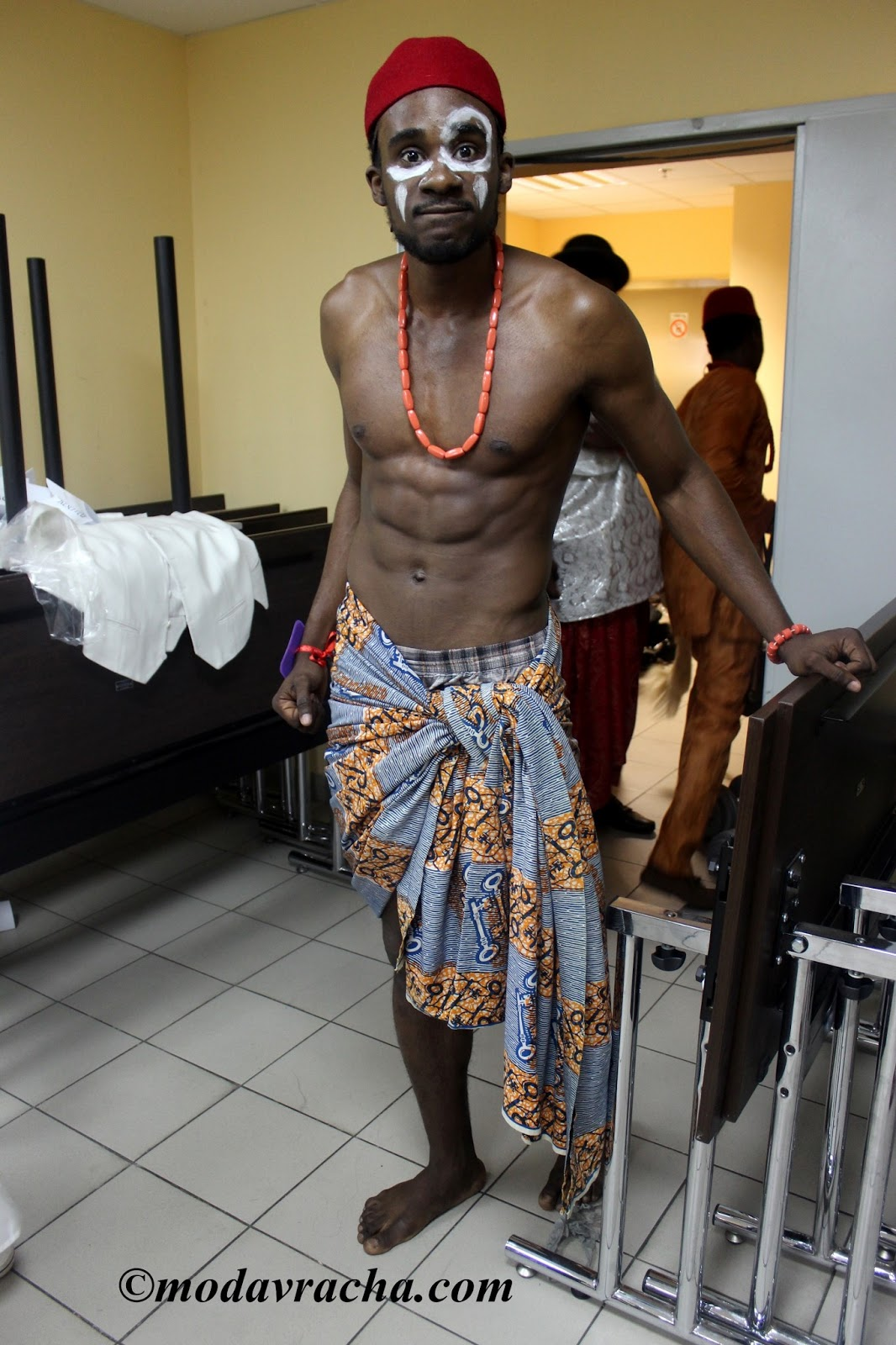 igbo men traditional attire