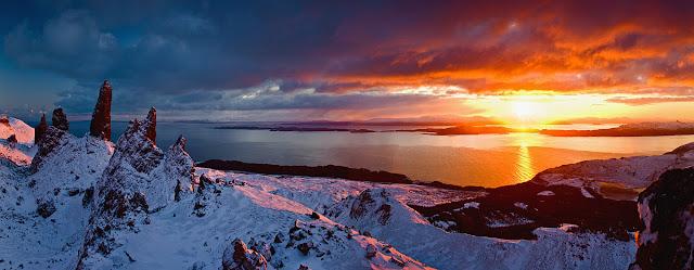 Old Man of Stor - Isle Of Skye