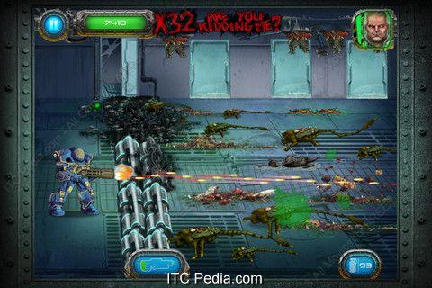 Soldier vs Aliens Premium v1.1.2 Android - P2P