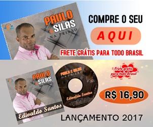 CD PAULO E SILAS NA PRISÃO 2017