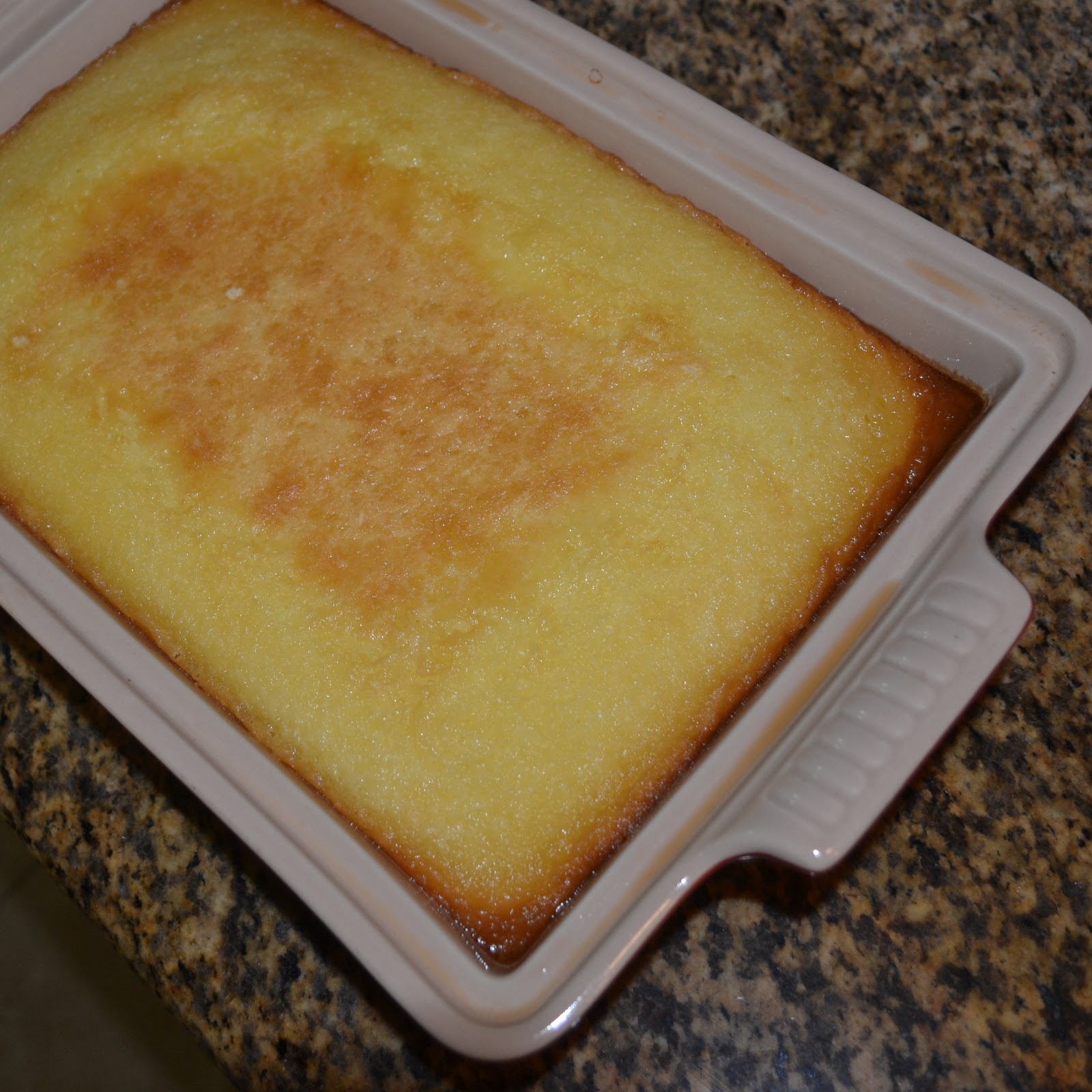 Butter Mochi Cake Recipe