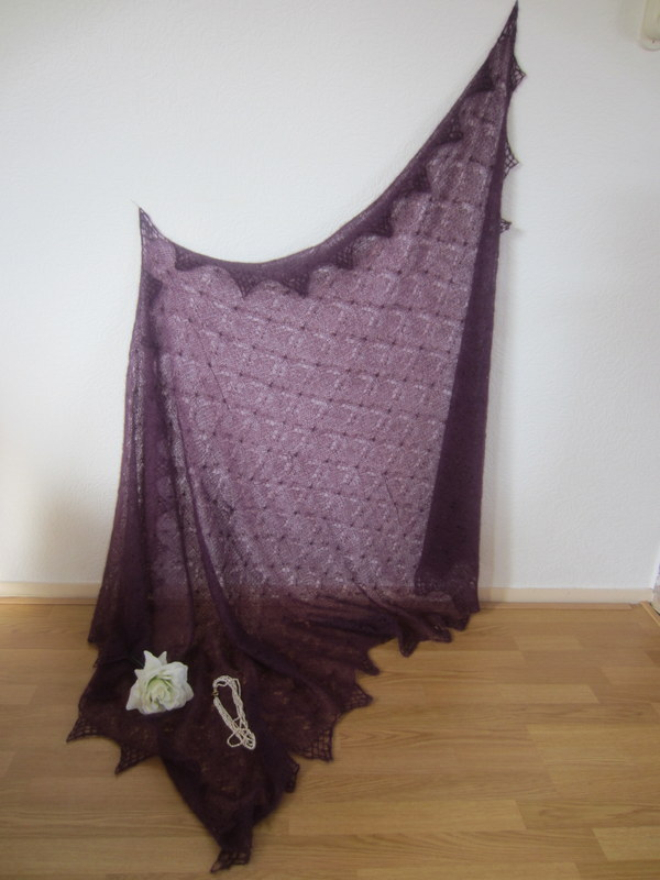 sjaal Heidie