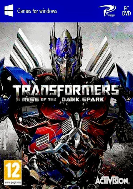 Transformers-Rise-Of-The-Dark-Spark-game-download-Cover-Free-Game