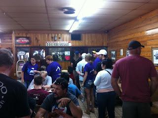 City Market Luling BBQ Barbecue Barbeque Bar-B-Q Bar-B-Que Texas Monthly Top 50 BBQ Trail Texas Trinity Brisket Ribs Sausage