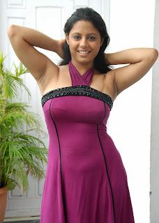 Tollywood actress Sunakshi