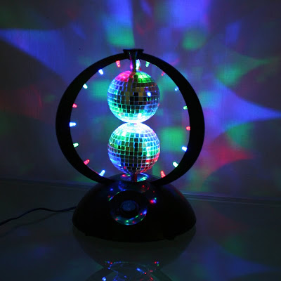 Disco-Style LED Lighting