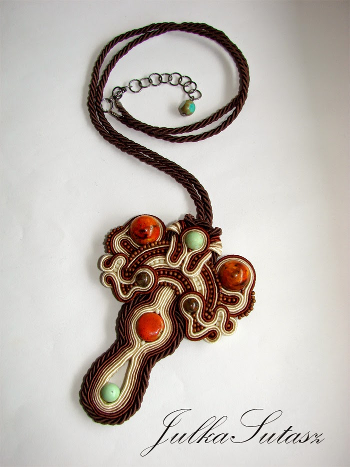 *Earth* Necklace