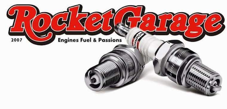 RocketGarage Cafe Racer