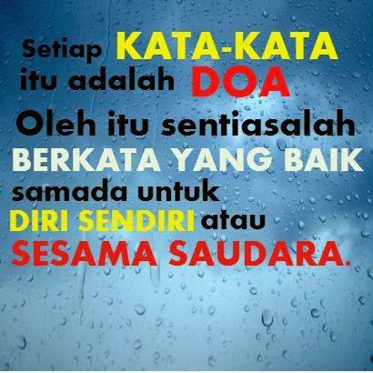 Kata Kata Doa
