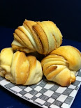 Peanut Butter Bread Twists