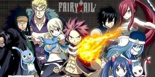 Fairy Tail: Se revela trailer de la nueva temporada