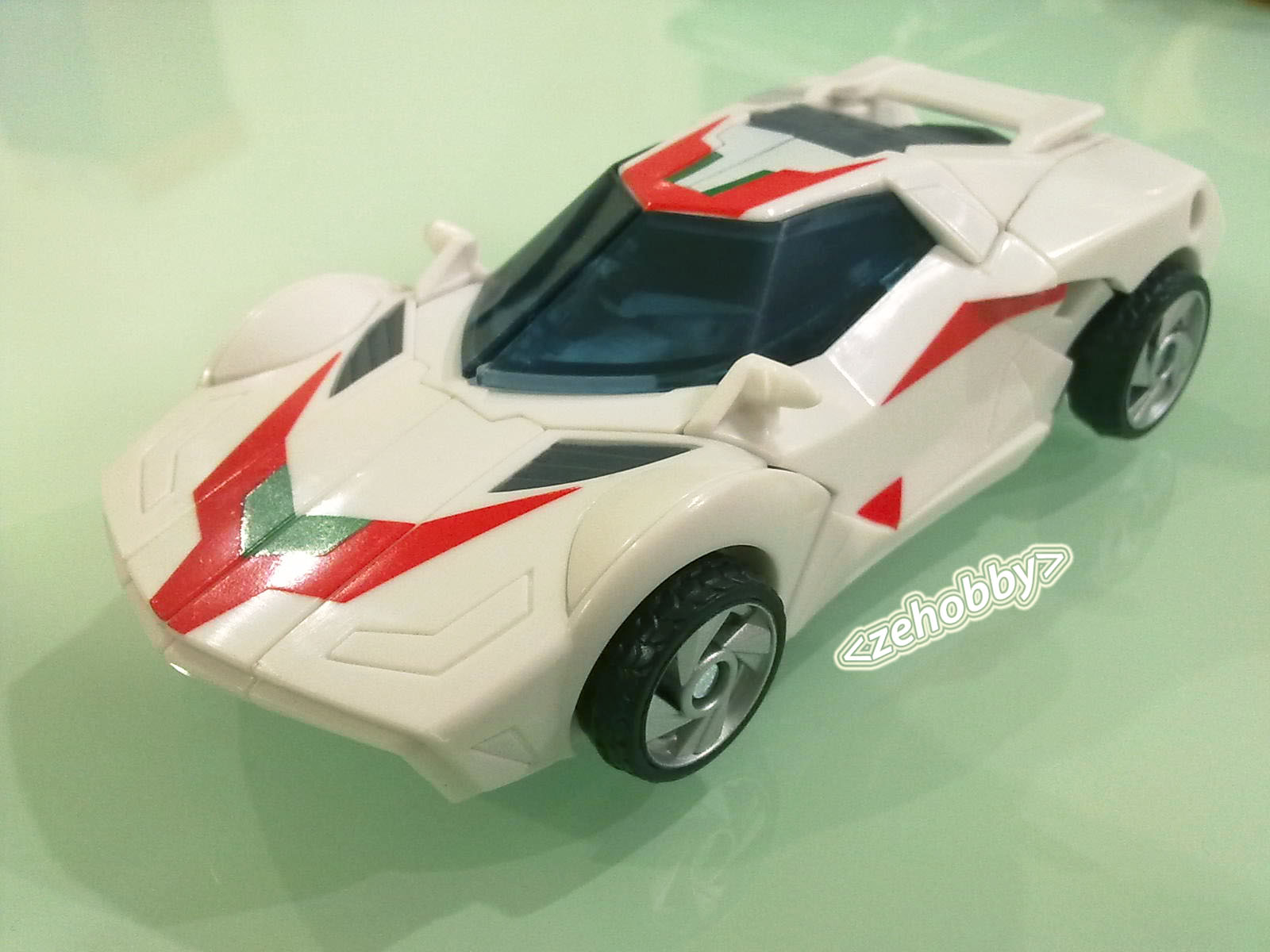 Transformers prime wheeljack car - photo#1
