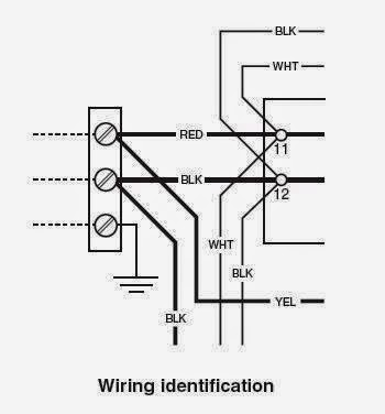 Wiring+identification electrical wiring diagrams for air conditioning systems part one ge air conditioner wiring diagram at webbmarketing.co