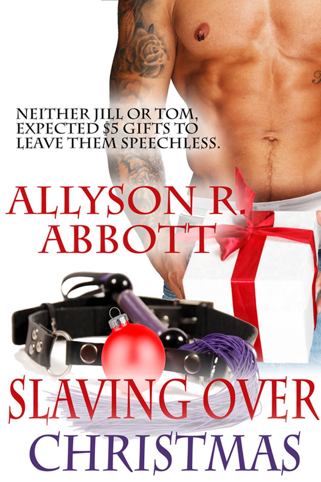 Book 1: Slaving Over Christmas